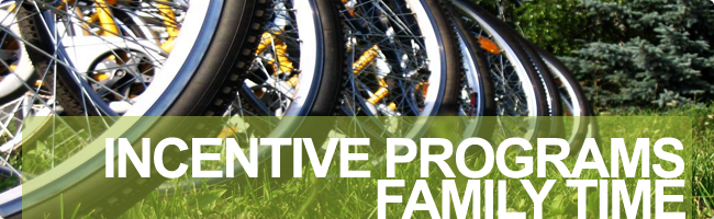 Incentive programs, family days
